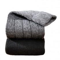 Chaussettes angora & cachemire - les 2 paires