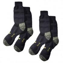 Chaussettes «inusables» Kevlar® - les 2 paires