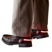 Clips lumineux pour chaussures - la paire