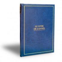 Livre de l'année 2013 bleu