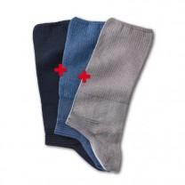 Chaussettes Coton Mercerisé Éminence - les 3 paires