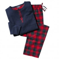 Pyjama Flanelle Tradition