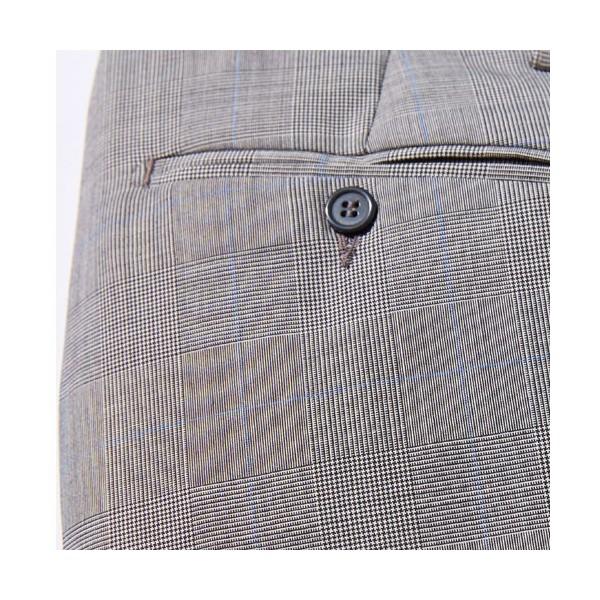 pantalon prince de galles laine fra che acheter. Black Bedroom Furniture Sets. Home Design Ideas