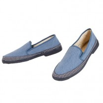 Duo de Mocassins Denim