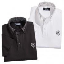 Polos Black et White - les 2