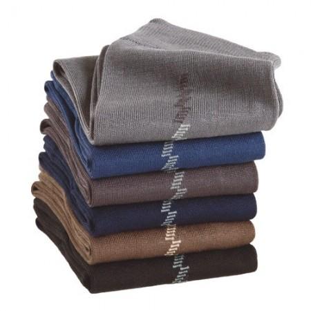 Chaussettes Fil d'Écosse - les 6 paires