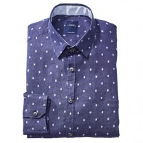 Chemise Pois Pierre Clarence