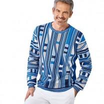 Pull Coton Azzuro