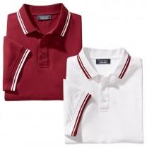 Polos Coton Fashion - les 2