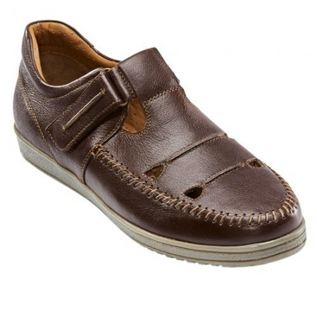 Sandales Cuir Coussin d'Air