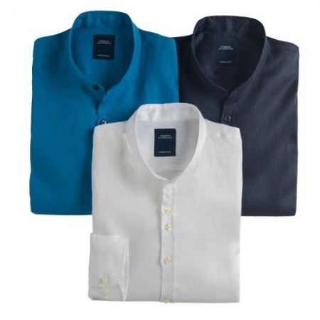 Chemise Lin Pierre Clarence