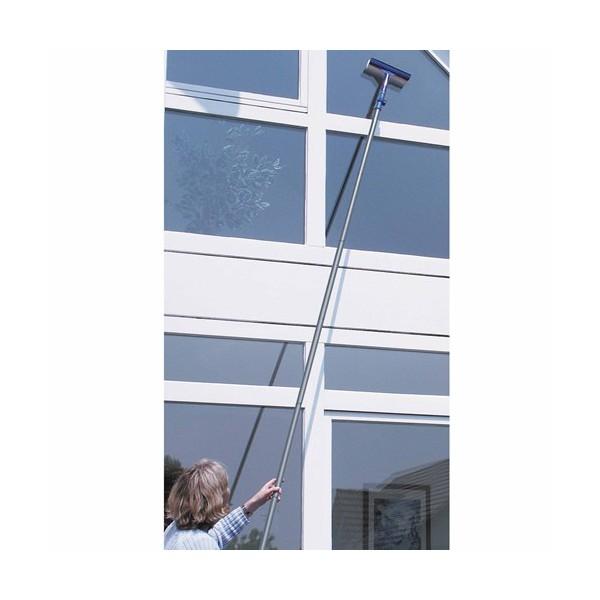 Lave-vitres télescopique