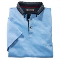 Polo «Bleu Oxford»