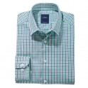 Chemise Clarence «Green Valley»