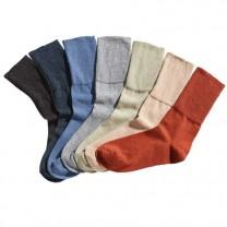 Chaussettes confort & maintien - les 7 paires