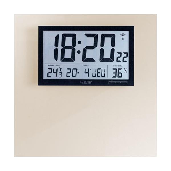 Horloge Digitale Radio Pilote Horloge Radio Pilote With