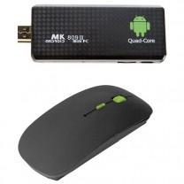 Android pour TV + souris sans fil