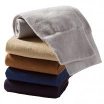 Chaussettes coton & soie - les 5 paires
