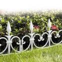 Bordures de jardin - les 8