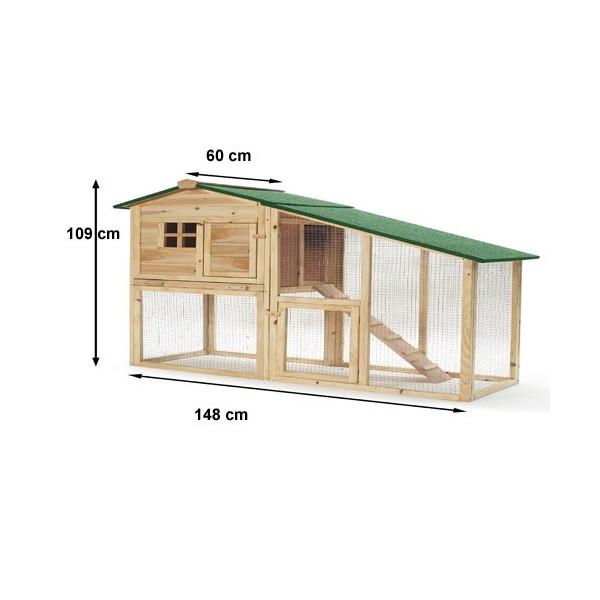 poulailler bois acheter equipement mobilier du jardin l 39 homme moderne. Black Bedroom Furniture Sets. Home Design Ideas