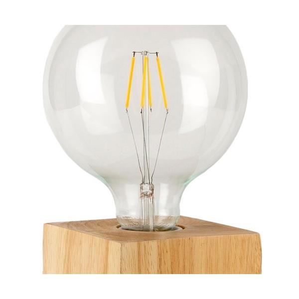 lampe ampoule filament acheter luminaires et d coration l 39 homme moderne. Black Bedroom Furniture Sets. Home Design Ideas