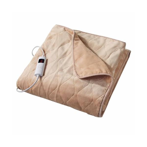 couverture polar fleece chauffante 2 places acheter confort au quotidien l 39 homme moderne. Black Bedroom Furniture Sets. Home Design Ideas